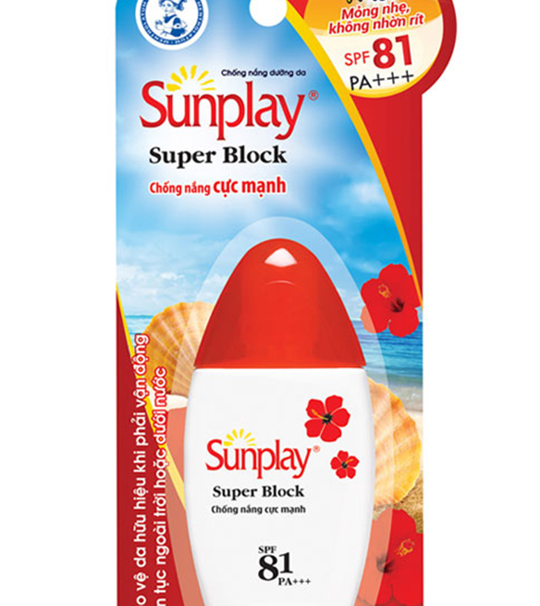 Sunplay Block SPF 81 PA+++
