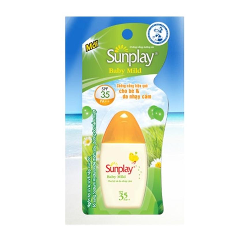 Sunplay Baby Mild SPF 35 PA+++