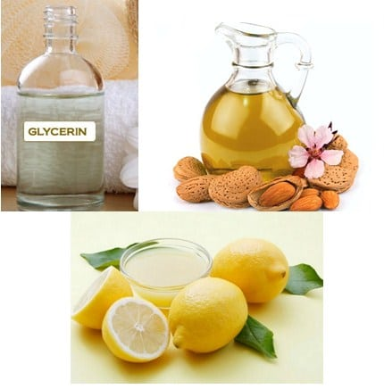Glycerin trị mụn