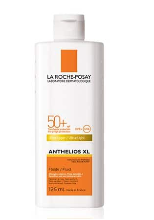 Anthelios xl spf 50+ extreme body fluid