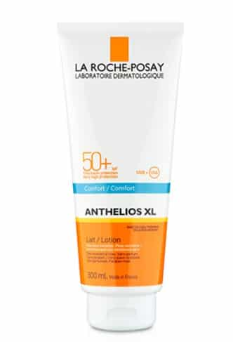 Anthelios xl spf 50+ comfort body lotion