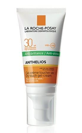 Anthelios spf 30 dry touch gel-cream anti-shine