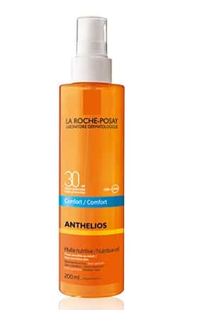 Anthelios spf 30 nutritive oil comfort