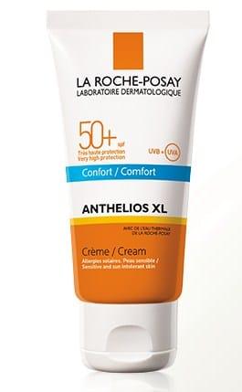 Anthelios xl spf 50+ cream comfort