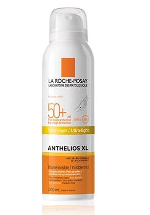 Anthelios spf 50+ invisible mist ultra light