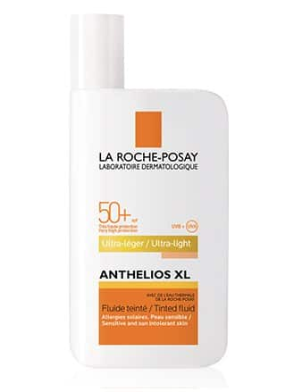 Anthelios xl spf 50+ tinted fluid ultra-light