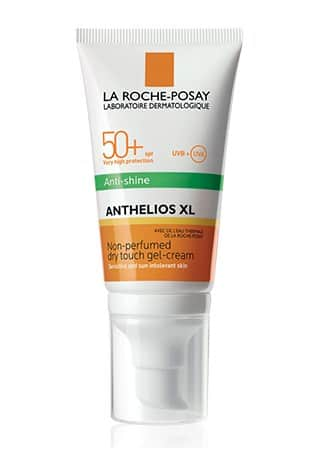 Anthelios xl spf 50+ dry touch gel-cream anti-shine