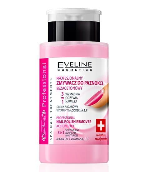 Sản phẩm tẩy sơn móng tay Enveline Nail Therapy