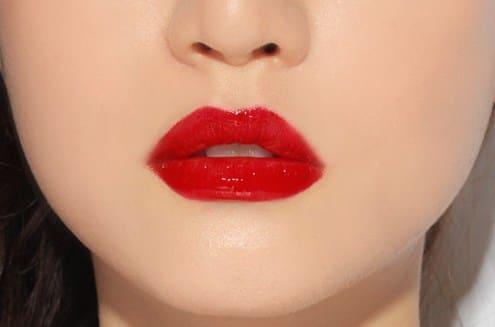 môi dày