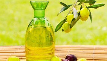 Làm đẹp từ dầu oliu