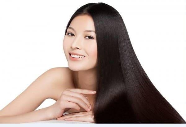 Tinh bột nghệ giúp bạn sở hữu mái tóc sạch gàu, chắc khỏe và bóng mượt