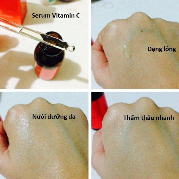 Serum vitamin C là gì