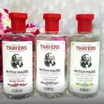 "Review Toner Thayer Witch Hazel ""Phù thủy Hazel"""