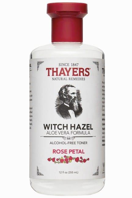 Toner Thayer Witch Hazel hoa hồng