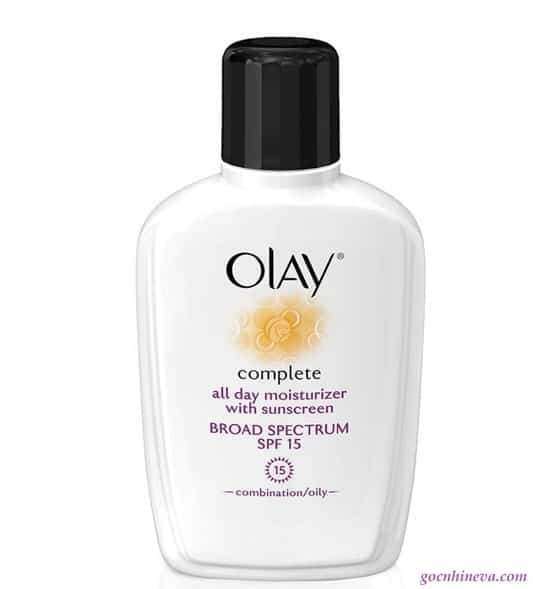 Olay complete all day moisturizer with sunscreen broad spectrum spf 15 dưỡng ẩm đa tác dụng