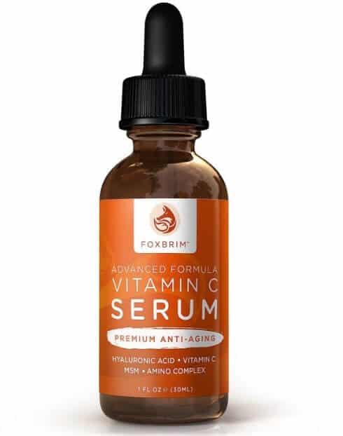 Foxbrim Complete Hyaluronic Acid Serum top 5 Serum Vitamin C tốt nhất hiện nay