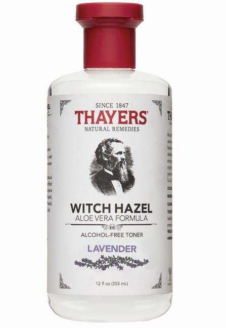 Toner Thayer Witch Hazel hoa oải hương