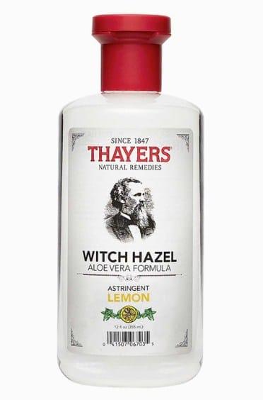 Toner Thayer Witch Hazel hương chanh