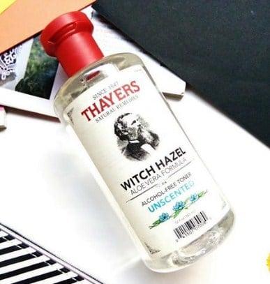 Toner Thayer Witch Hazel không mùi
