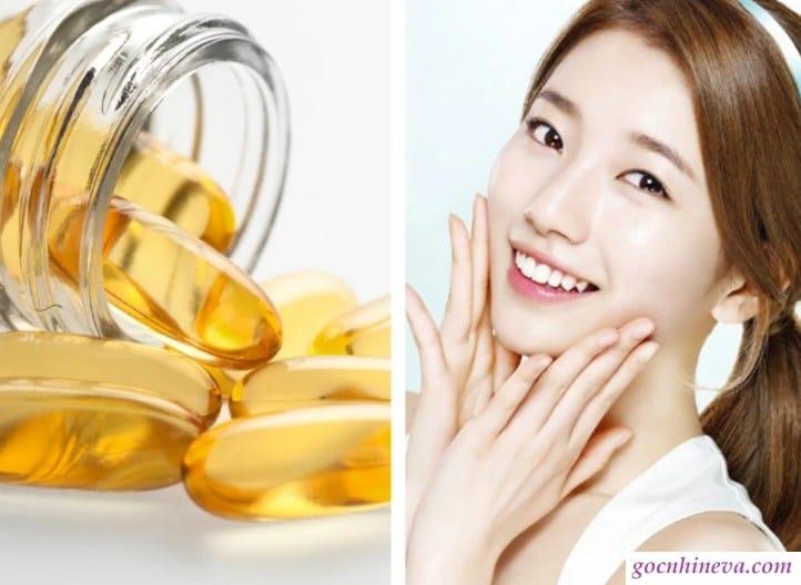 Vitamin E thần dược đa tác dụng đối với làn da