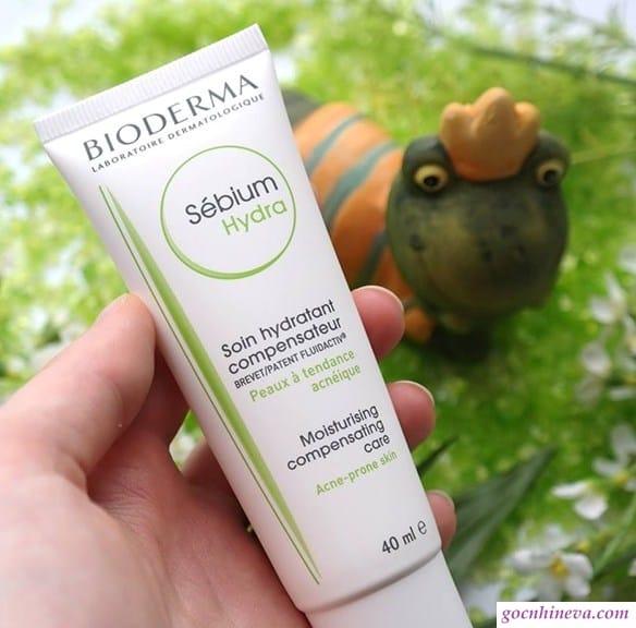 Bioderma Sébium Hydra làm dịu mát da, dưỡng ẩm hiệu quả