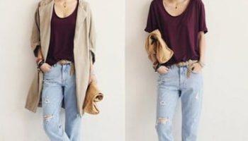 Cách mix đồ với quần jean cực chất cho mùa hè năm 2017