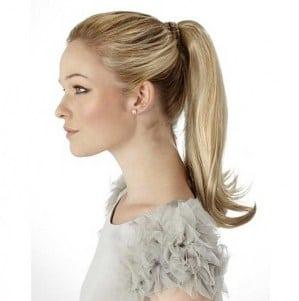 Kiểu tóc đuôi ngựa