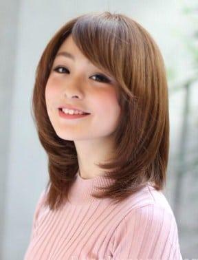 Kiểu tóc phong cách Hàn Quốc