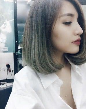 Kiểu tóc phong cách cá tính