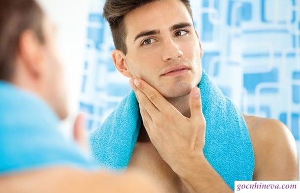 Về sản phẩm sữa rửa mặt Shiseido dành cho nam
