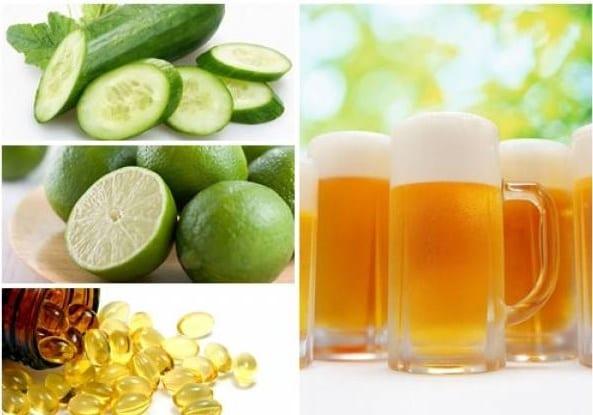 Những cách dùng bia để chăm sóc da mặt cho hiệu quả bất ngờ 6
