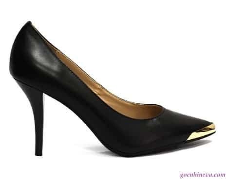giày nữ da