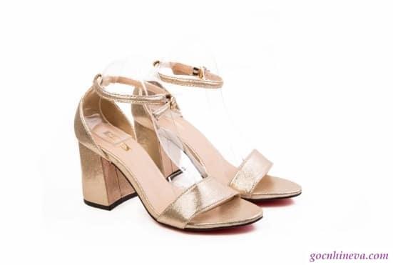 giày nữ nhũ