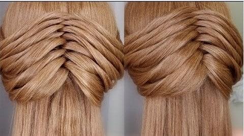 Học cách tết tóc xương cá cho mùa hè sắp đến 15