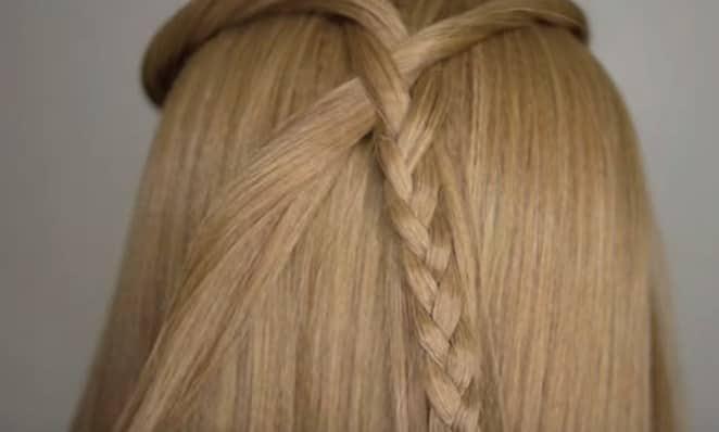 Học cách tết tóc xương cá cho mùa hè sắp đến 18