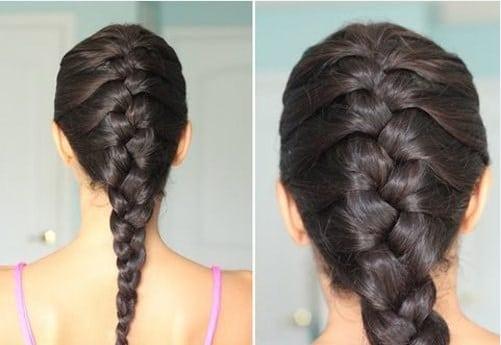 Học cách tết tóc xương cá cho mùa hè sắp đến 2