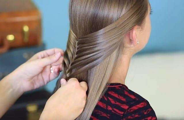 Học cách tết tóc xương cá cho mùa hè sắp đến 28
