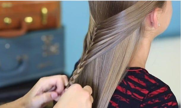 Học cách tết tóc xương cá cho mùa hè sắp đến 29