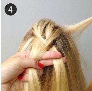 Học cách tết tóc xương cá cho mùa hè sắp đến 6