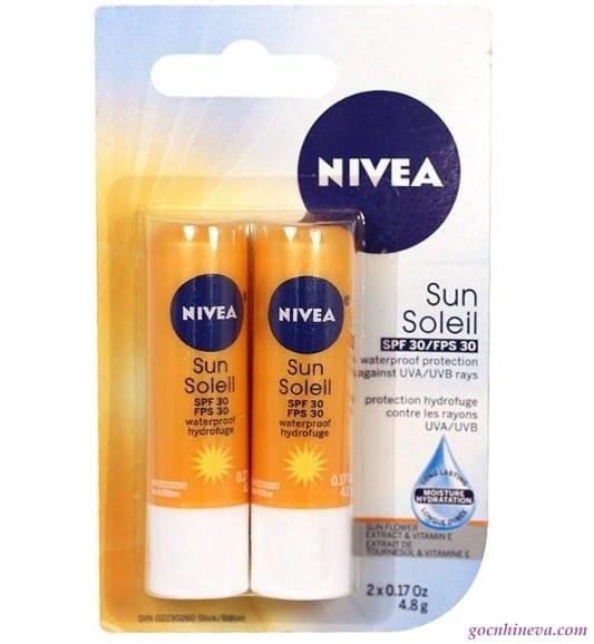 Nivea Sun Soleil SPF 30 chống nắng hiệu quả