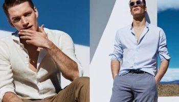 5 cách mix đồ cho nam giới vào mùa hè