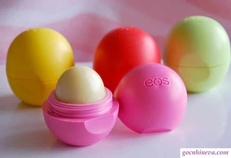 Son trứng hình thức độc đáo, bắt mắt
