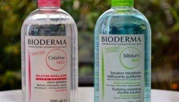 Nước tẩy trang Bioderma