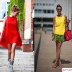 cách phối màu quần áo