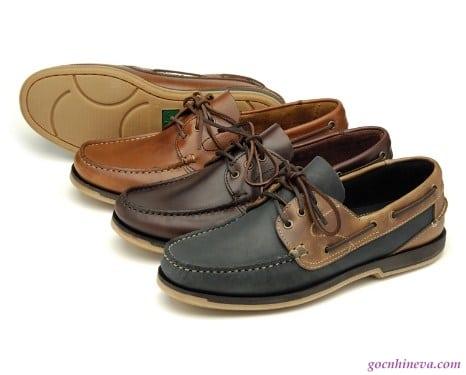 giay boat shoe nam
