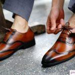 Top 9 kiểu giày da nam cực chất dành cho nam giới