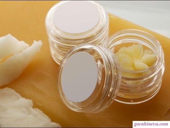 Kem chống nắng tự chế từ dầu dừa