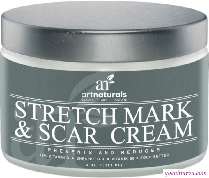 Kem Stretch Mark and Scar Removal Cream Art Naturals