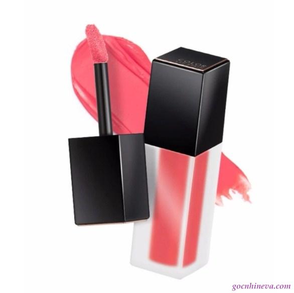 Son Kem Siêu Lì A'Pieu Color Lip Stain Matte Fluid thiết kế đơ giản, tinh tế và không kém phần sang trọng
