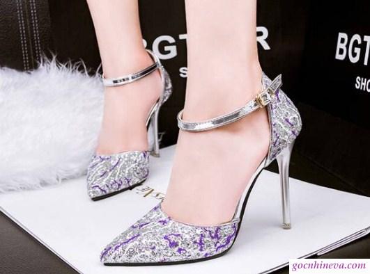 chọn giày cao gót phù hợp